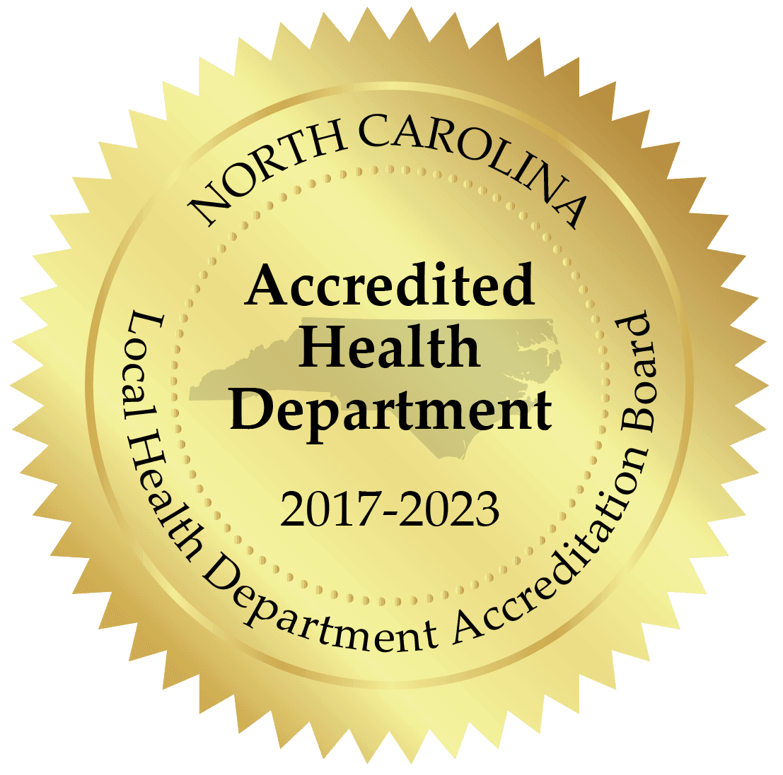 Accreditation Seal 2017-2023